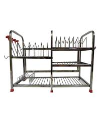 modern kitchen plates 17 off on maharaja modern kitchen rack stand for dishes plates