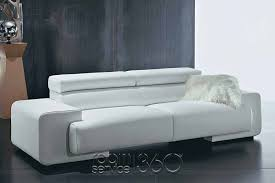 Modern Italian Leather Sofa Philosophy Leather Sofa By Polaris Room Service 360