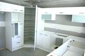tall corner kitchen cabinet corner tall cabinet kitchen building a corner pantry cabinet