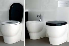 Modern Bidet Toilet Modern Bathroom Toilet Seats And Covers Contemporary Design Ideas