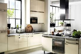 Ikea Abstrakt Kitchen Cabinet Door Front High Gloss Cream Ivory - Cream kitchen cabinet doors