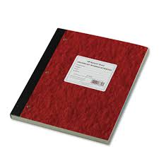national duplicate lab notebook quadrille rule 11 x 9 1 4 white