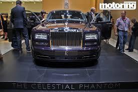frankfurt 2013 rolls royce celestial phantom motoring middle