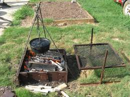 Outdoor Fireplace With Cooking Grill by 22 Best Outdoor Cooking Images On Pinterest Outdoor Cooking