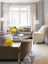 Yellow Decor Ideas 119 Best Grey And Tan Rooms Images On Pinterest Living Room