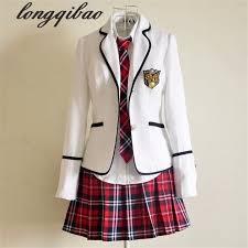 Seragam Sekolah Lengan Panjang shop jepang dan korea selatan siswa seragam sekolah lengan