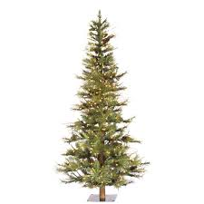 artifical christmas trees the aisle ashland fir 6 green artificial christmas tree