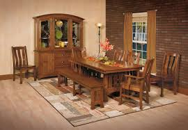 dining chairs hutches tables portland oak furnitureoak quarter sawn whit oak amish dining set