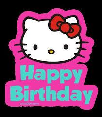 Hello Kitty Meme - hello kitty happy birthday blank template imgflip