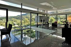 Glass Box House Montrose House By Saota Caandesign Architecture And Home