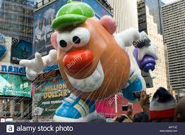 mr potato balloon in the 2005 macy s thanksgiving day parade