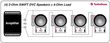 p600x4 punch 600 watt 4 channel amplifier rockford fosgate