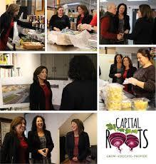 Urban Roots Garden Center Capital Roots Lieutenant Governor Visits The Urban Grow Center
