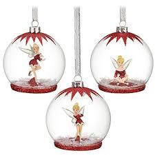 new disney tinker bell ornament set 3 pc ebay casa de