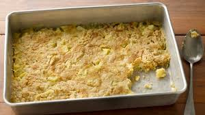 3 ingredient apple dump cake recipe bettycrocker com