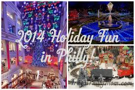 getting into the holiday spirit in philadelphia frugal philly