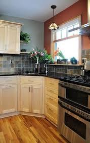 Corner Kitchen Sink Design Ideas Corner Sink Kitchen Corner - Kitchen corner sink cabinet