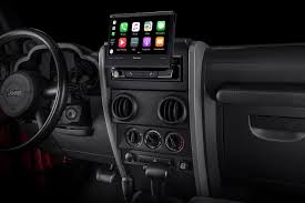 2017 jeep wrangler dashboard any car can rock android auto or carplay with pioneer u0027s latest in
