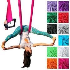 10 best aerial yoga hammock kits for beginners expert reviews