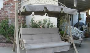 Porch Glider Swings Bench Terrifying Patio Bench Glider Plans Awful Garden Bench