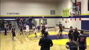 toledo boomer boys basketball vs reedsport 1 16 15 youtube
