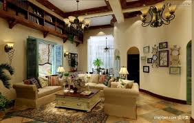 ideas chic living room design mediterranean living room