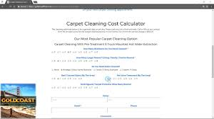 Area Rug Cleaning Prices How To Use Our Carpet Cleaning Cost Calculator Gold Coast