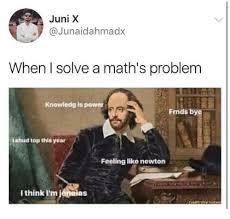 Maths Memes - 25 best memes about maths maths memes