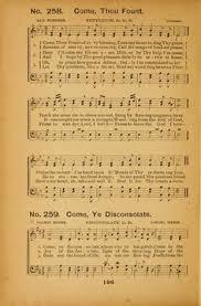 birdie blessings hymn trusting jesus hymns
