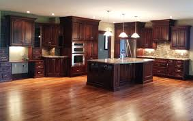 kitchen colors with cherry cabinets dark cherry cabinets all about house design best kitchen paint