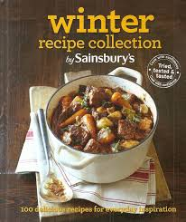 sainsburys kitchen collection winter recipe collection by sainsbury u0027s amazon co uk jo clifton