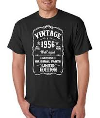 60 year birthday t shirts 60th birthday gifts 1950 t shirt maglie 60 compleanno e