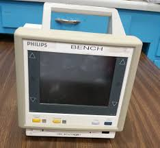 philips m3046a patient monitor monitor only u2022 cad 125 07