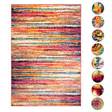 Modern Abstract Area Rugs Round Area Rugs Ebay