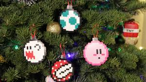 nintendo ornaments diy gg