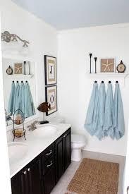 Ocean Themed Rug Bathroom Inspiring Pictures Of Beach Themed Bathrooms Beach