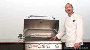 Bull Outdoor Kitchen Bull Angus 4 Burner Gas Grill Inspection Bbqguys Com Youtube