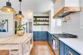 rustic glass kitchen cabinets farmhouse kitchen cabinets door styles colors ideas