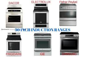 Electrolux 30 Induction Cooktop 6 Best Induction Ranges 2017 With Reviews Which One Is For You