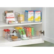 Linus Spice Rack Food Storage Interdesign Linus Spice Packet Organizer Bin Kitchen