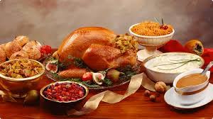 most popular thanksgiving dishes of the hawk