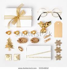 new year frame composition gold stock photo 529526047