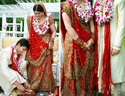 hindu wedding dress for halina s elastic satin sweetheart pleated column simple