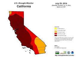 Drought April 2013 State Of The Climate National Centers For Most Of California Is Now In U0027exceptional Drought U0027