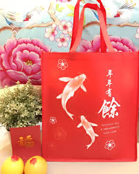 bag new year qoo10 new year gift bag cny event gift carrier non