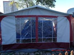 Size 13 Awning Dorema Awning Used Caravan Accessories Buy And Sell In The Uk