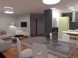 amenagement cuisine salon salle a manger cuisine ouverte sur salon 30m2 agencement duun salon salle manger