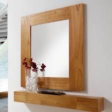 deco murale pour cuisine deco murale pour cuisine 14 miroir salon en bois miroir mural