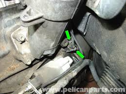 mercedes benz w210 crankshaft position sensor replacement 1996 03