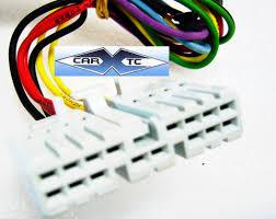 honda crv 97 1997 factory car stereo wiring installation harness